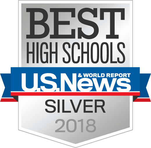 US News Best High Schools Silver 2018